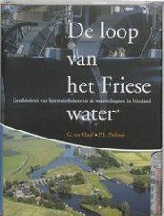 De loop van het Friese water